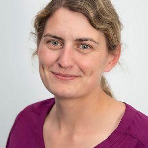 Martina Geiger, Koordinatorin der Servicestelle Persönliche Assistenz Vorarlberg